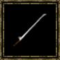 Epée longue alliage acier titane